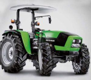DEUTZ-FAHR Agrolux 60 Tractor
