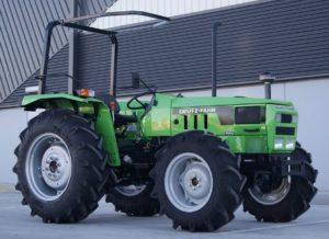 DEUTZ-FAHR Agromaxx60 Tractor