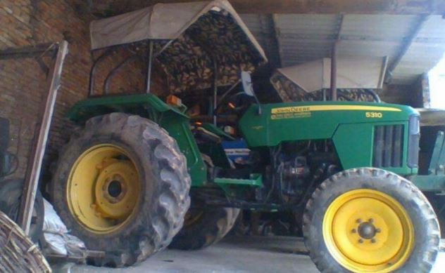 John Deere 5310 Tractor Price & Features