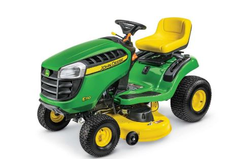 John Deere E110 Lawn Mower