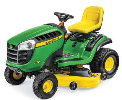 John Deere E150 Lawn Tractor