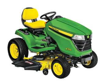 John Deere X394 Lawn Tractor