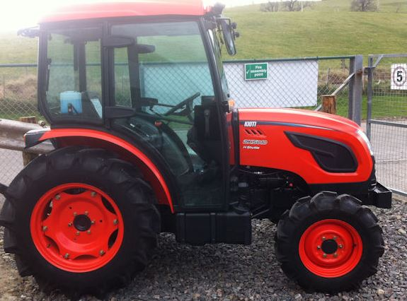 ➡Kioti Tractors DK Series Prices to Buy in USA with Key