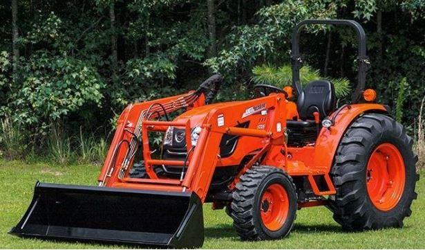 Kioti DK5010 Utility Tractor