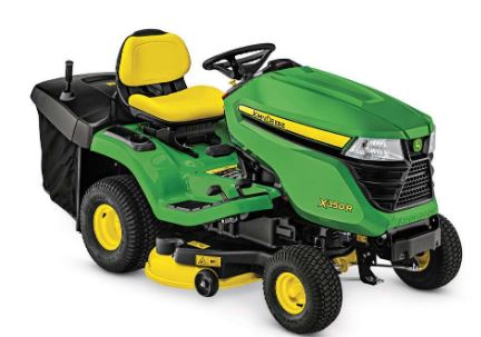 X350R Lawn Tractor with 42 inch Rear Discharge Deck
