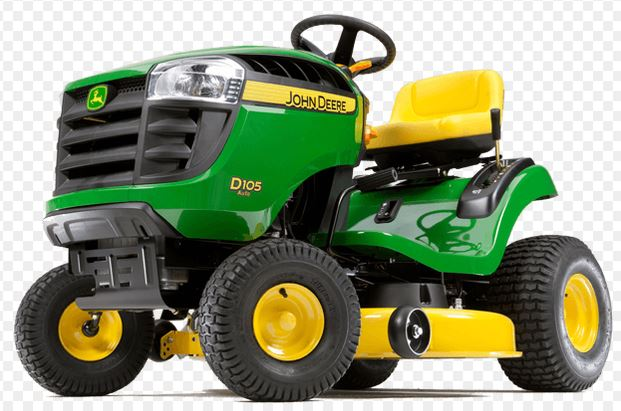 john-deere-d105-lawnmower