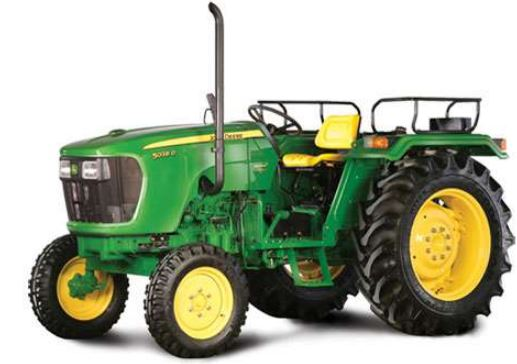John Deere 5038D Utility Tractor