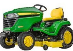 John Deere X580 Lawn Tractor with 54-in. Deck