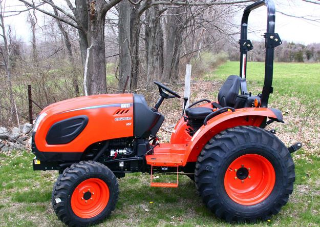 Kioti CK2610 Tractor
