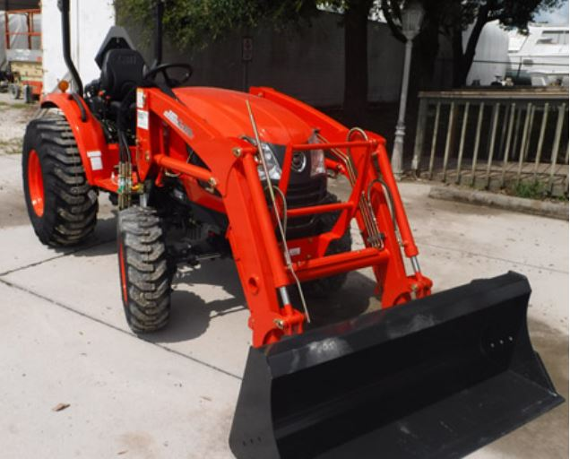 Kioti CK3510 Tractor – Price & Specifications