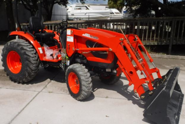 Kioti CK4010 Tractor – Price with key Specifications