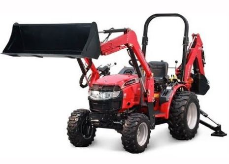 Mahindra 1526 Shuttle Mini Tractor