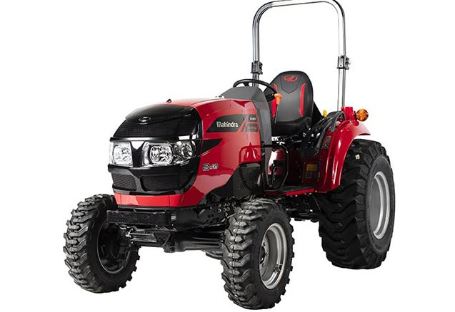 Mahindra 1626 Shuttle Compact Tractor