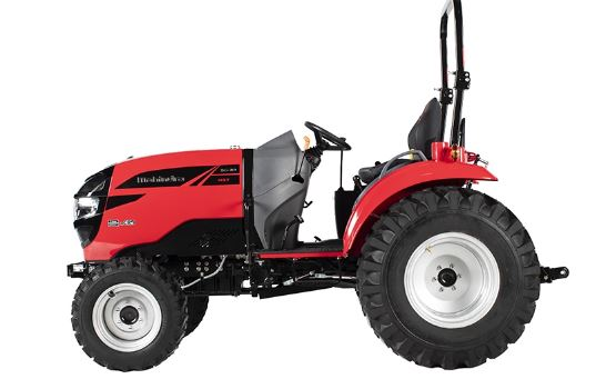 Mahindra 1640 Shuttle Compact Tractor