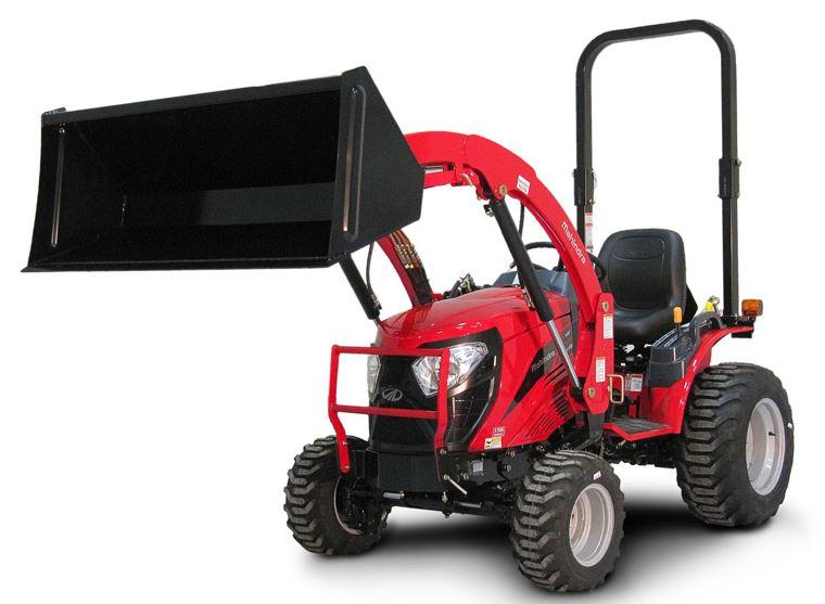 Mahindra eMAX S 25 HST Mini Tractor