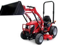 Mahindra eMax S 22 Gear Mini Tractor