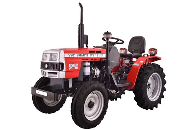 VST Shakti MT 171 DI SAMRAAT  Mini Tractor