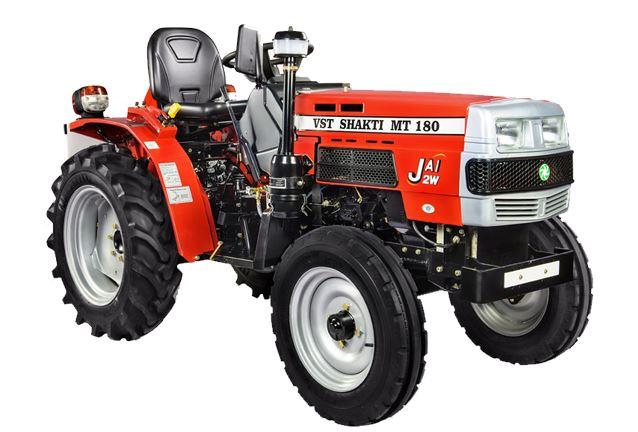 VST Shakti MT180D JAI 2W Mini Tractor