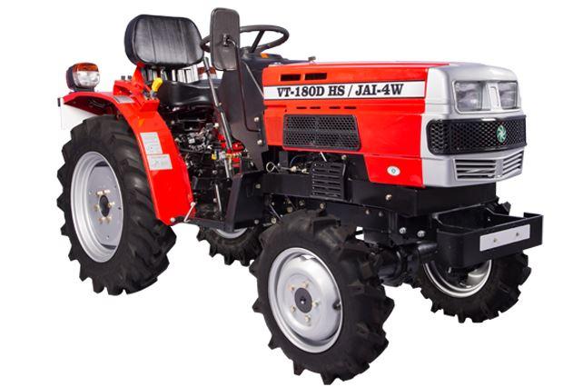 VST Shakti VT-180D HS-JAI-4W Mini Tractor
