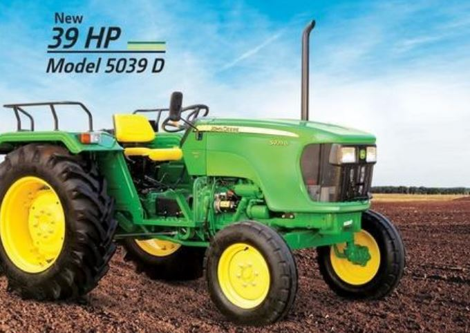 John Deere】 5D Series Tractors Prices with Specifications