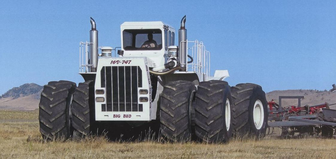Big Bud Tractor Price, Specification Review