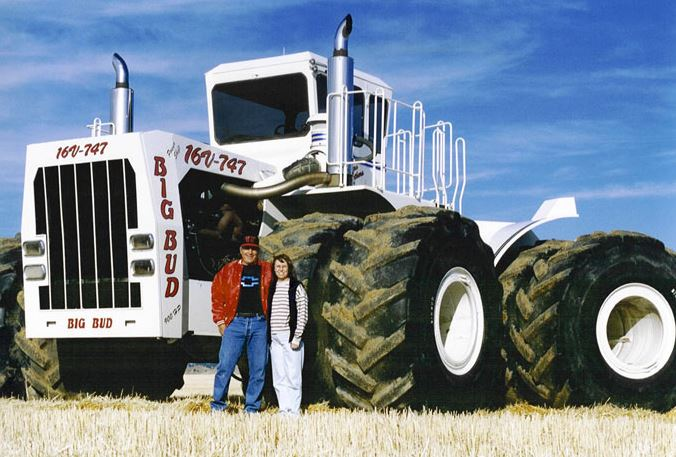 Big Bud Tractor Price