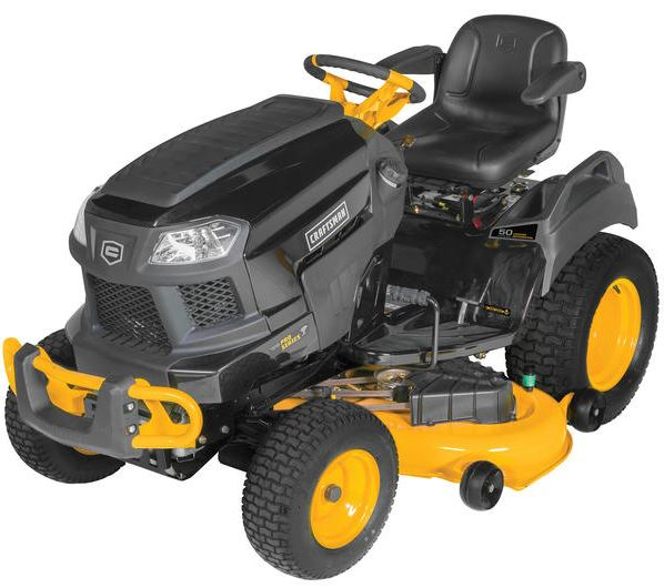 Craftsman Pro Series 27048 50inch 26 HP V-Twin Kohler Garden Tractor