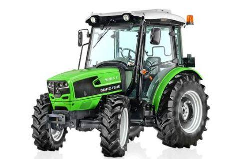 DEUTZ-FAHR 4050E Tractor
