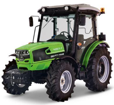 DEUTZ-FAHR 4065E Tractor