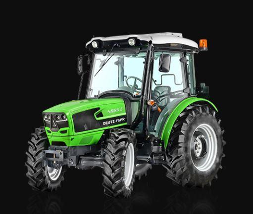 DEUTZ-FAHR 4075E Tractor