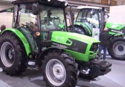 DEUTZ-FAHR 4085E Tractor