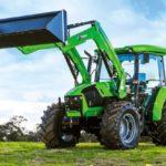 DEUTZ-FAHR 5090.4G Tractor