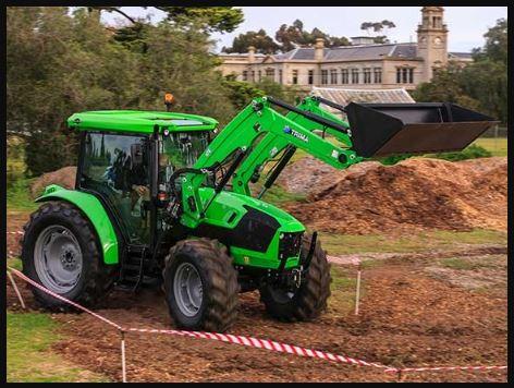 DEUTZ-FAHR 5105.4G Tractor