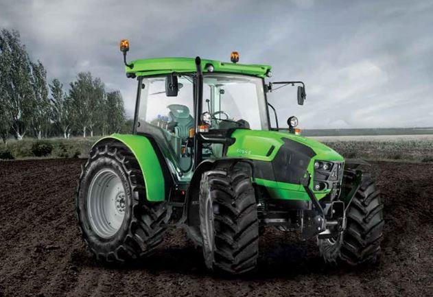 DEUTZ-FAHR 5115.4G Tractor