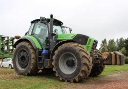 DEUTZ-FAHR 7230 TTV Agrotron Tractor