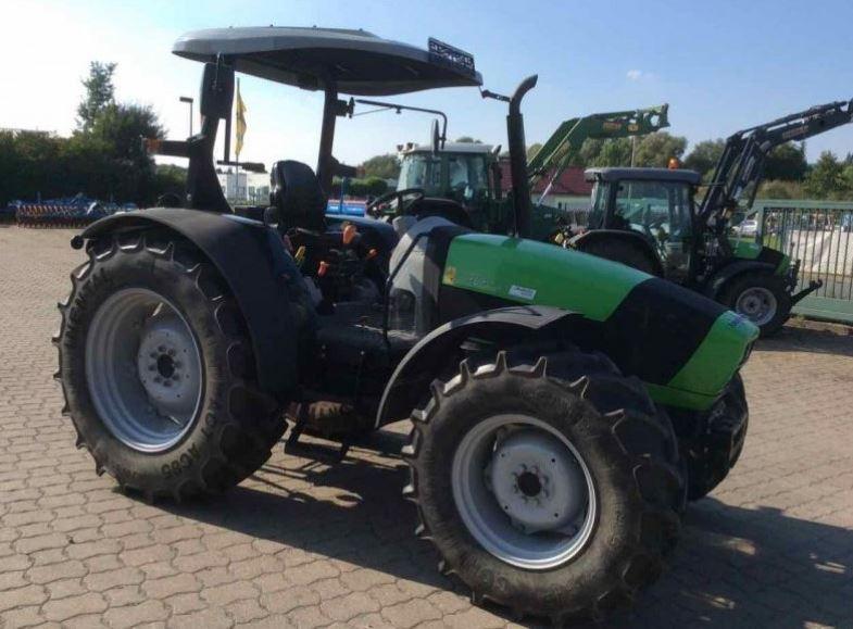 DEUTZ-FAHR Agrofarm 410 Tractor