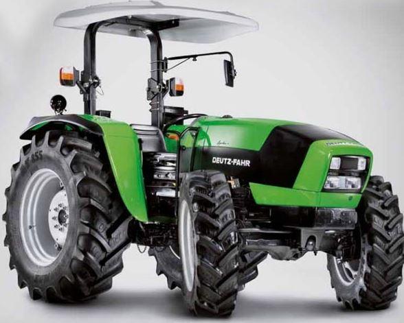 DEUTZ-FAHR Agrolux 60 2WD Tractor