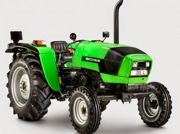 DEUTZ-FAHR Agrolux 60 4WD Tractor