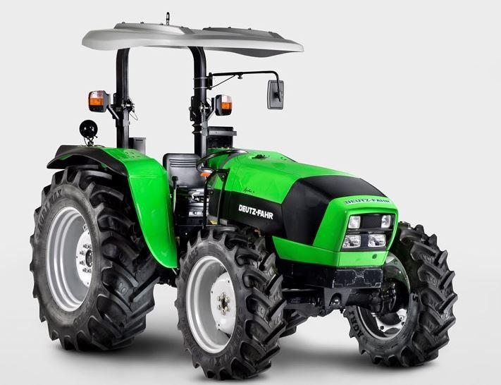 DEUTZ-FAHR Agrolux 70 4WD Tractor