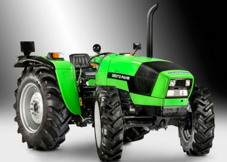 DEUTZ-FAHR Agrolux 75 2WD Tractor