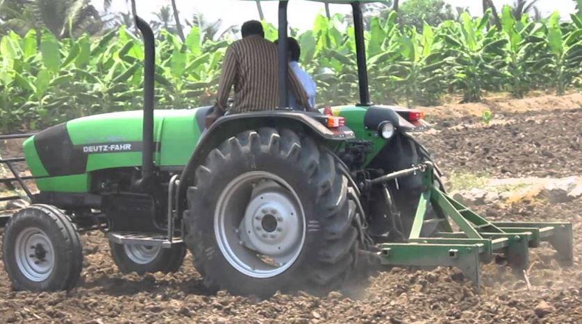 DEUTZ-FAHR Agrolux 80 Profiline 2WD Tractor