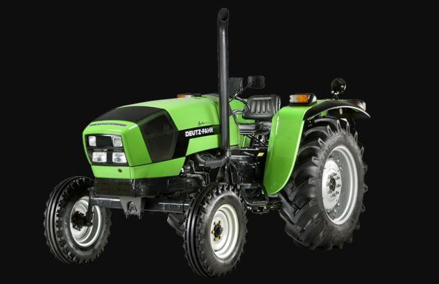 DEUTZ-FAHR Agrolux 80 Profiline 4WD Tractor