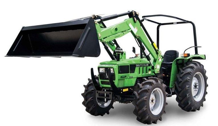 DEUTZ-FAHR Agromaxx 55 4WD Tractor
