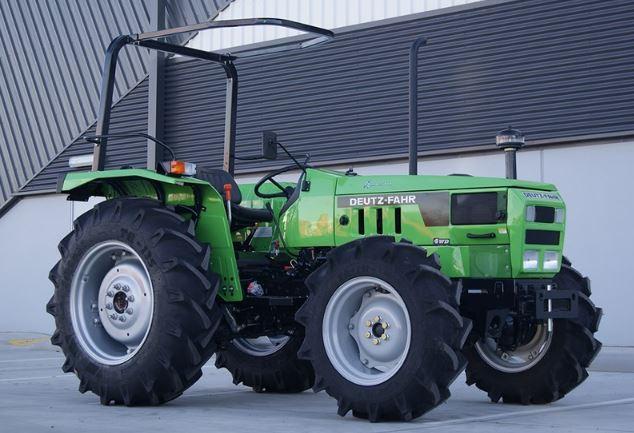 DEUTZ-FAHR Agromaxx 60 4WD Tractor