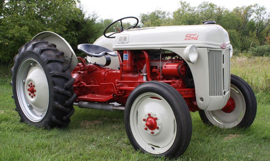 Ford 8N Tractor Price