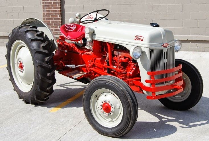 Ford 8N Tractor Specs Overview Features