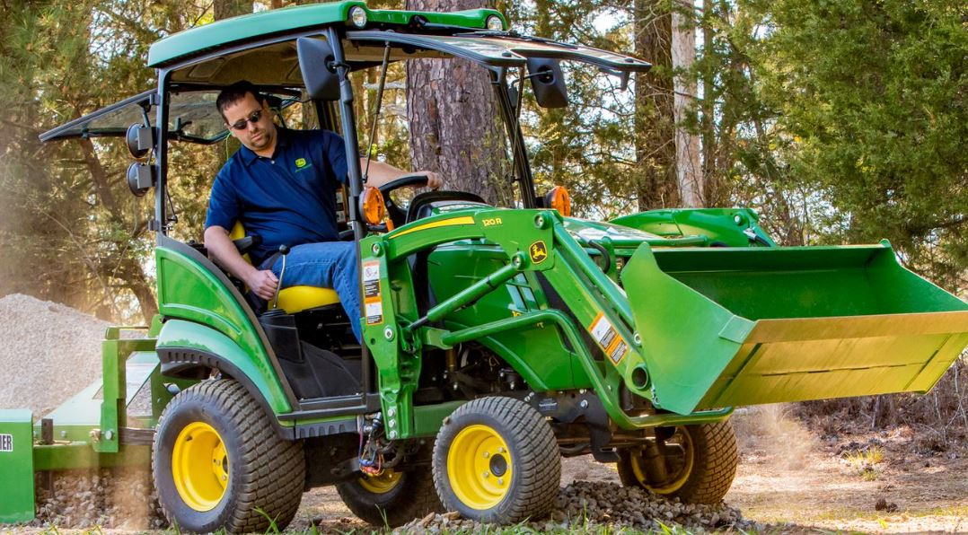 John Deere 1025r Sub-Compact Utility Tractor Price