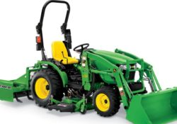 John Deere 2025R Compact Utility Tractor Overview