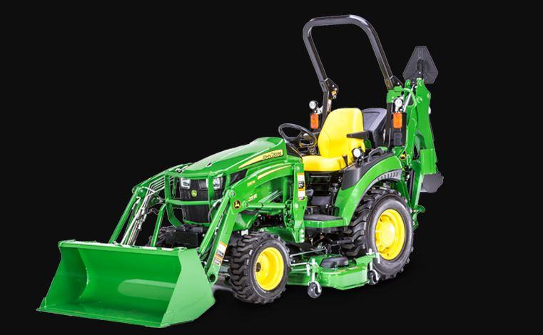 John Deere 2025R Compact Utility Tractor specs
