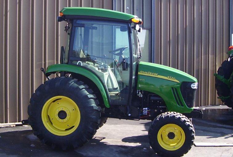John Deere 4720 Tractor Price